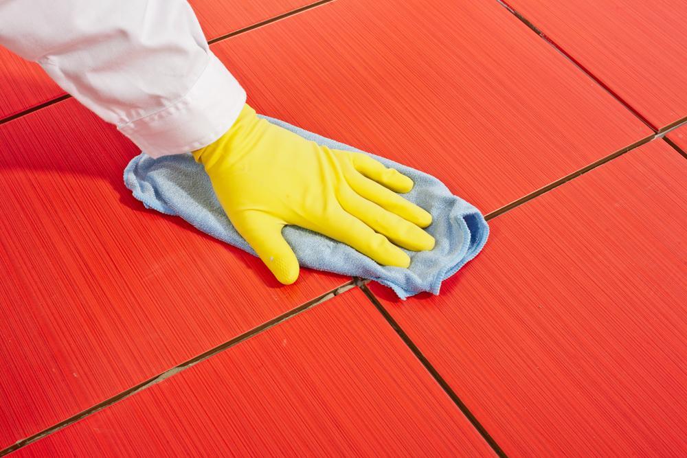 Как отмыть пол после ремонта от пыли, штукатурки, побелки, как и чем убрать разводы