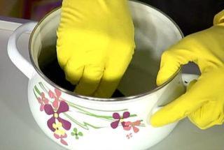 Как очистить кастрюлю от накипи