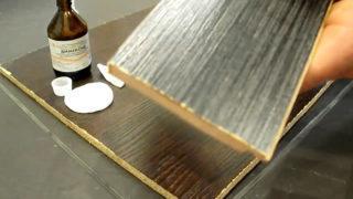 Как убрать супер клей со стола