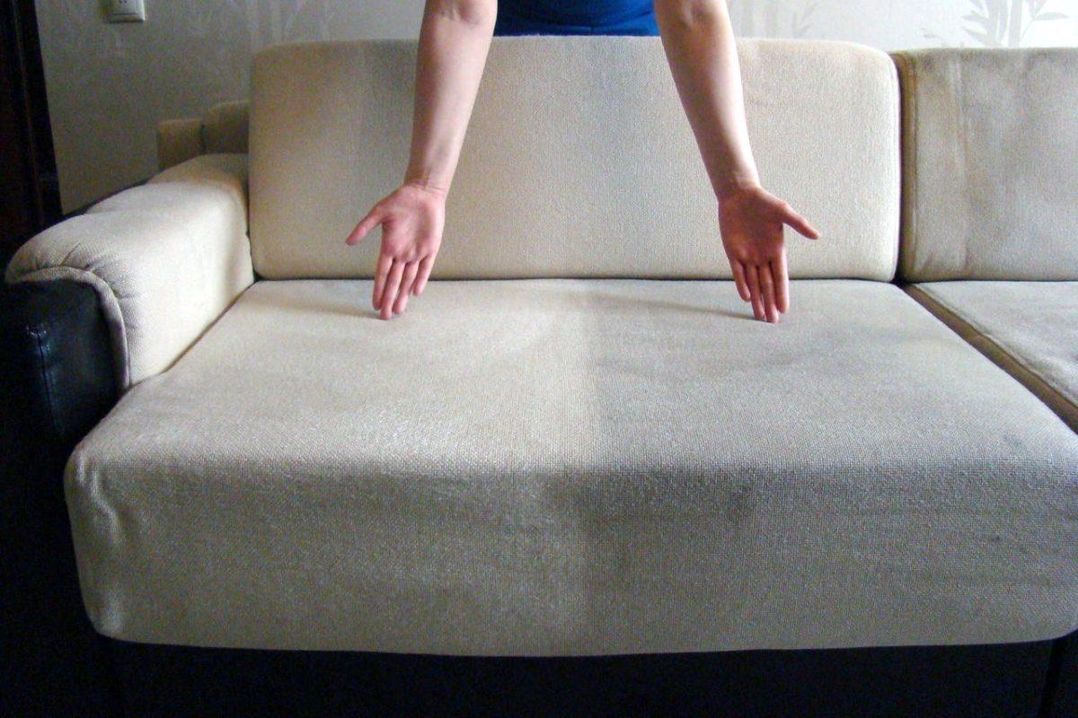 Чистящее для мягкой мебели своими руками