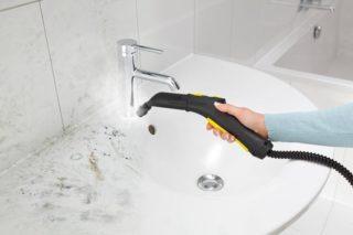 Швы между плитками, как убрать плесень в ванной дома