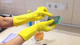 Как восстановить глянцевую поверхность кухни