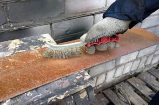 Все об эффективных средствах удаления ржавчины с металлов, современные способы