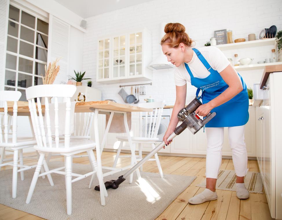 Как проводится текущая уборка помещений разного назначения