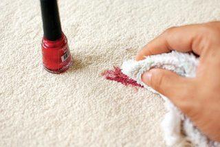 Как почистить палас в домашних условиях, используя порошок -