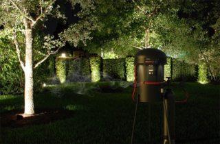 Защита от комаров и мошки на открытом воздухе: обзор и сравнение систем