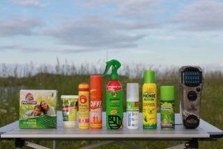 Услуга обработки участков от комаров и мошек