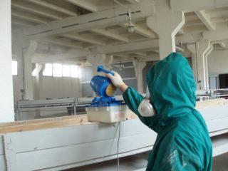 Кварцевание метод дезинфекции