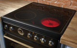 Средства для чистки стеклокерамической плиты