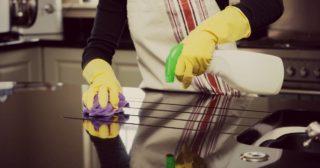 Чем очистить ручки у плиты от жира
