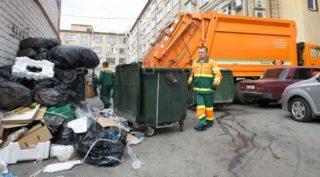 Обязательное заключение договора на вывоз мусора
