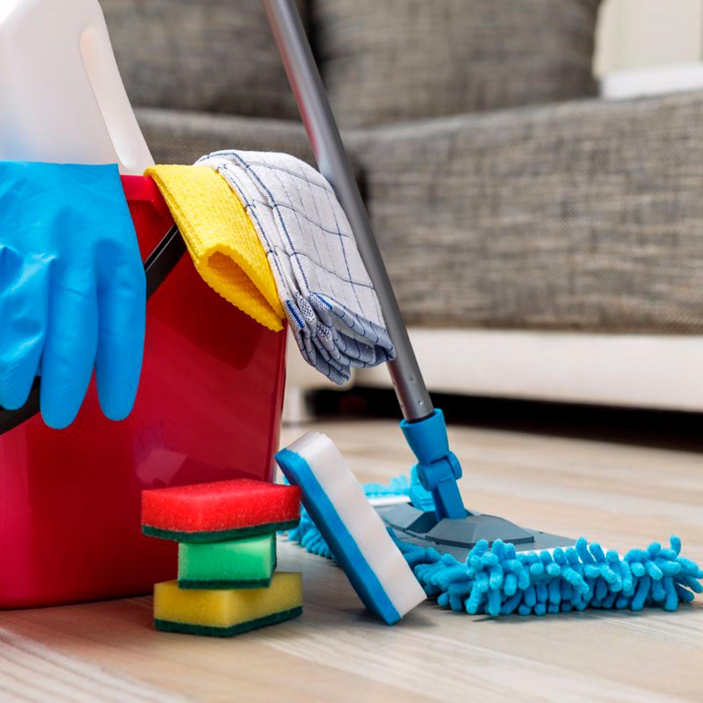 Инвентарь и техника для уборки и мытья пола производственных помещений