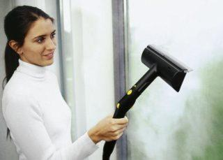 Инструмент для мытья окон снаружи на высоте: устройство для мойки