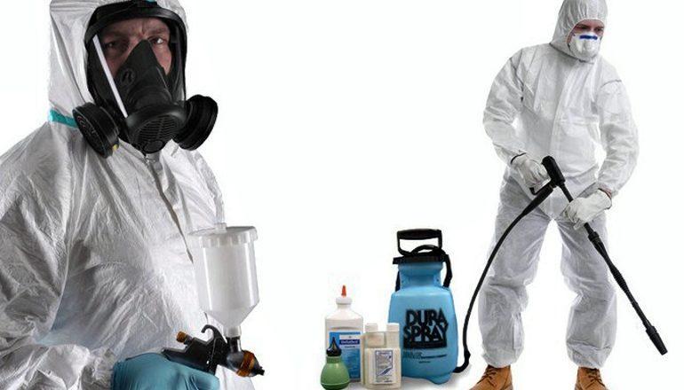 Санитарная обработка, Частичная санитарная обработка