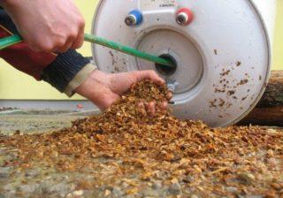 Методы очистки бойлера от накипи с разборкой и без